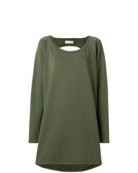 Vestido jersey verde oliva de Faith Connexion