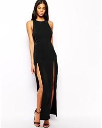 Vestido largo con recorte original 10530478