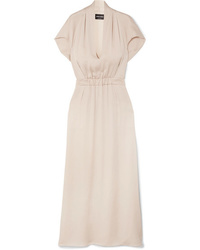 094c3c3d2 Comprar un vestido largo en beige  elegir vestidos largos en beige ...