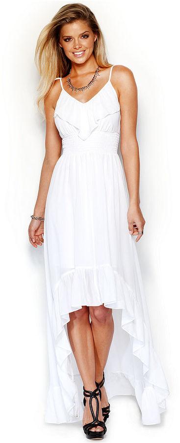 0e17bd4077b83 Vestido guess blanco y negro – Vestidos de boda