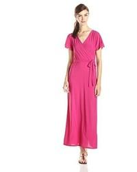 Vestido Largo Rosa de Star Vixen