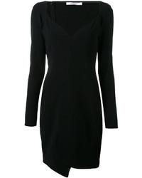 Vestido negro de Givenchy