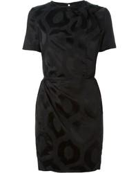 Vestido negro de Isabel Marant