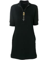 Vestido negro de Marc Jacobs