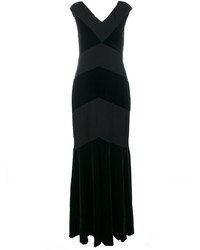 Vestido negro de Ralph Lauren