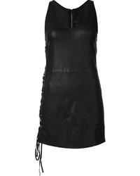 Vestido negro de RtA