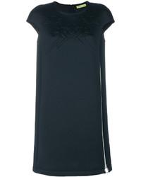 Vestido Negro de Versace