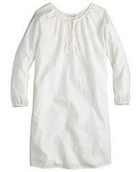 Vestido playero blanco