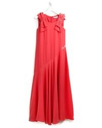 Vestido rojo de Miss Blumarine