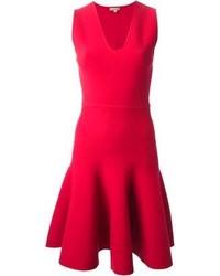 Vestido skater rojo de P.A.R.O.S.H.