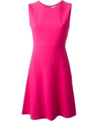 Vestido skater rosa de P.A.R.O.S.H.