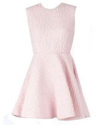 Vestido skater rosado de Giambattista Valli