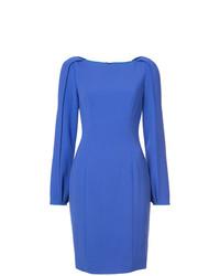 Vestido tubo azul de Kimora Lee Simmons