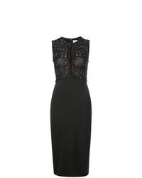 Vestido tubo de lentejuelas negro de Jason Wu Collection