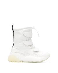 Zapatillas altas blancas de Stella McCartney