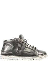 Zapatillas altas grises de Marsèll