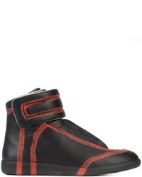 Zapatillas altas negras de Maison Margiela