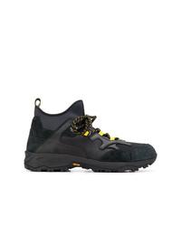 Zapatillas altas negras de Woolrich