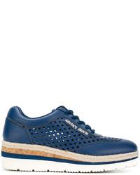 Zapatillas Azules de Armani Jeans