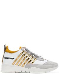 Zapatillas Blancas de Dsquared2