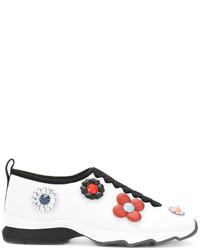 Zapatillas Blancas de Fendi