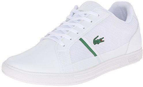 2fe90bf4081 Zapatillas blancas de Lacoste, MEX$1,163 | Amazon.com.mx | Lookastic ...