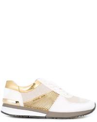 Zapatillas de ante blancas de MICHAEL Michael Kors