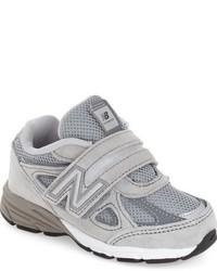 Zapatillas de ante grises