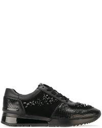 Zapatillas de ante negras de MICHAEL Michael Kors