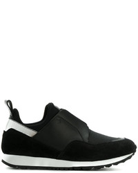Zapatillas de ante negras de Tod's