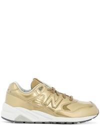 zapatillas new balance mujer dorada