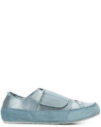 Zapatillas de goma celestes de Pedro Garcia
