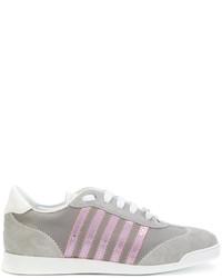 Zapatillas grises de Dsquared2
