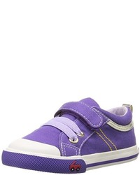 Zapatillas morado de See Kai Run