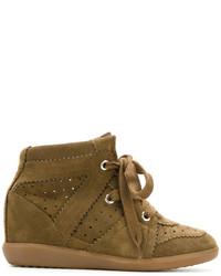 Zapatillas Mostaza de Isabel Marant
