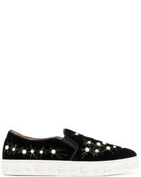 Zapatillas negras de Aquazzura