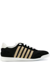 Zapatillas Negras de Dsquared2