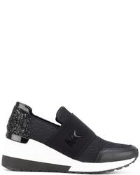 Zapatillas negras de MICHAEL Michael Kors