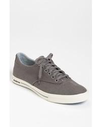 Zapatillas plimsoll en gris oscuro original 2179635