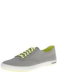 Zapatillas plimsoll grises original 2041359