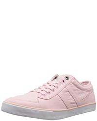 Zapatillas plimsoll rosadas original 2036463