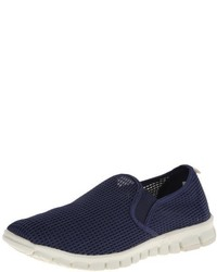 Zapatillas slip-on azul marino de NoSoX
