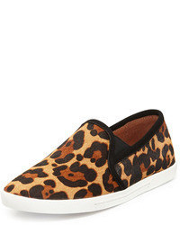 Zapatillas slip on de ante original 9768685