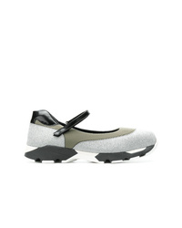 Zapatillas slip-on en multicolor de Marni