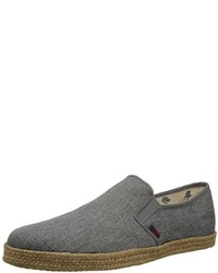Zapatillas slip-on grises de Ben Sherman