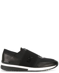 Zapatillas Slip-on Negras de MICHAEL Michael Kors