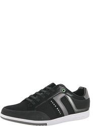 Zapatillas verde oscuro de Hugo Boss