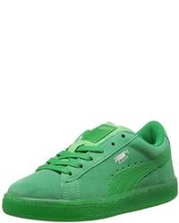 Zapatillas verdes de Puma
