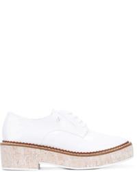 Zapatos Blancos de Armani Jeans