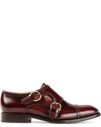 Zapatos burdeos formales para mujer FJ9FurKk0